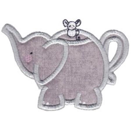 Animal Teapots Applique 8