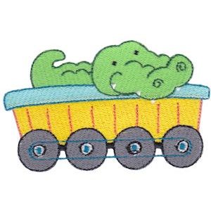 Animal Train 10