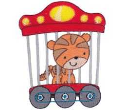 Animal Train 6