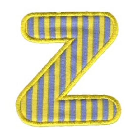 Applique Alphabet 26