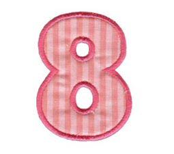 Applique Alphabet 35
