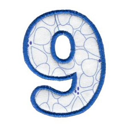 Applique Alphabet 36