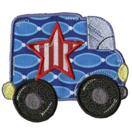 Applique Boys Toys 6