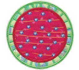 Applique Circle Frames 13