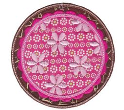 Applique Circle Frames 8