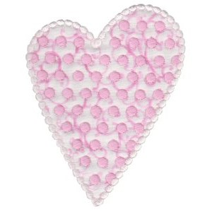 Applique Hearts 7