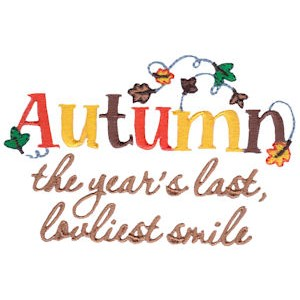 Autumn Sentiments 8