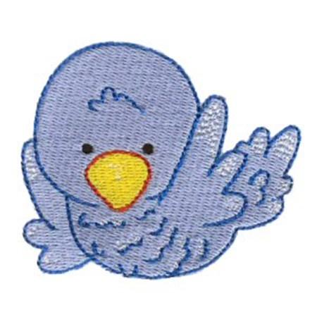 Baby Bluebird 1