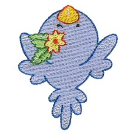 Baby Bluebird 2