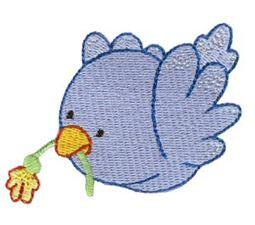 Baby Bluebird 7