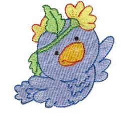 Baby Bluebird 8