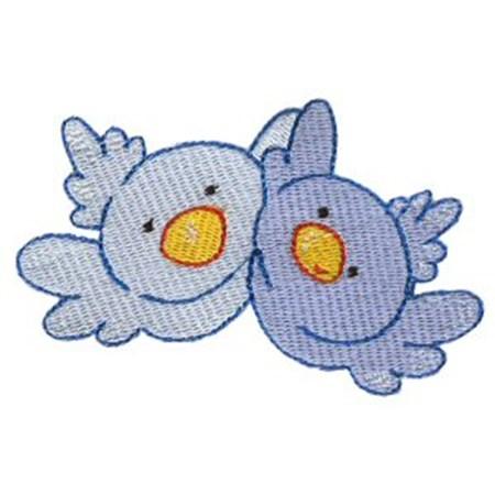 Baby Bluebird 9