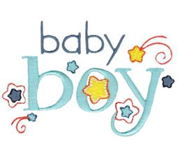 Baby Boy Sentiments 1