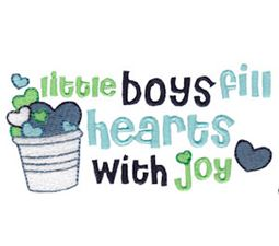 Baby Boy Sentiments 5