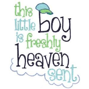 Baby Boy Sentiments 7