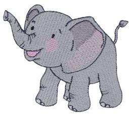 Baby Elephant 5