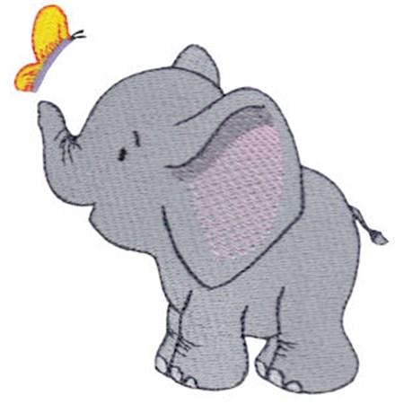 Baby Elephant 6