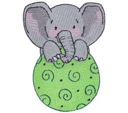 Baby Elephant Too 4