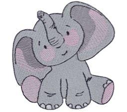 Baby Elephant Too 6