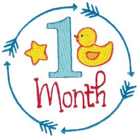 Baby Milestones 1