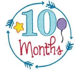 Baby Milestones 10