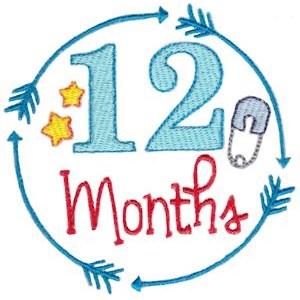 Baby Milestones 12