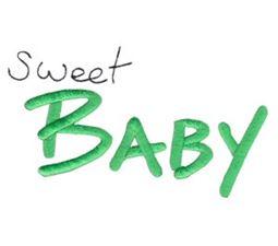 Baby Sentiments 5x7 5