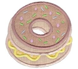 Baking Applique 14