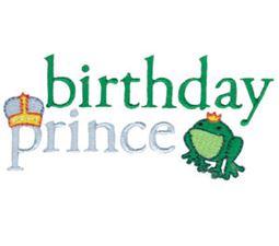 Birthday Boy 2