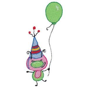 Birthday Bugs 1