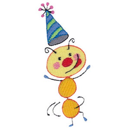 Birthday Bugs 4