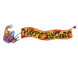 Birthday Bugs 9
