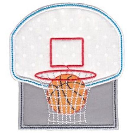 Box Sports Applique 6