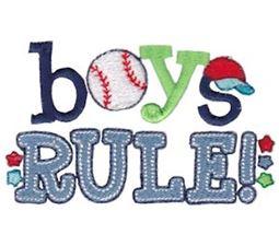 Boys Rule 1