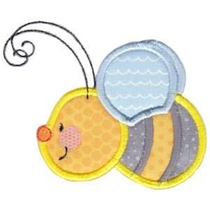 Busy Bees Applique 11