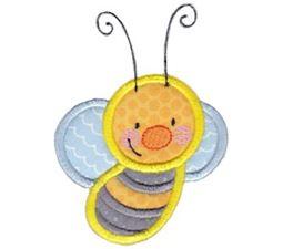 Busy Bees Applique 12