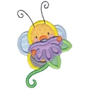 Busy Bees Applique 14