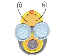 Busy Bees Applique 4
