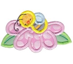 Busy Bees Applique 9