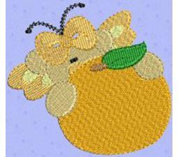 Butterfly Bear Peekers 1