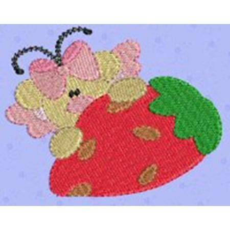 Butterfly Bear Peekers 2