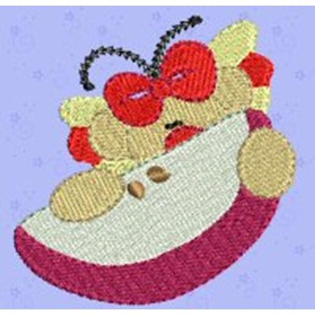 Butterfly Bear Peekers 5