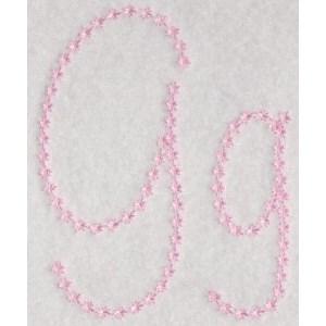 Candlewicking Alphabet G