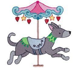 Carousel Animals 4