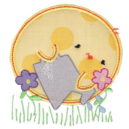 Chickadee Applique 1