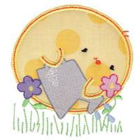 Chickadee Applique