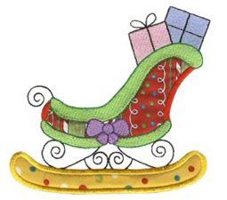 Christmas Applique 13