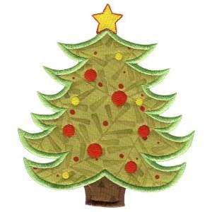 Christmas Applique 16