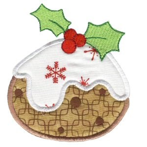 Christmas Applique Jumbo 10