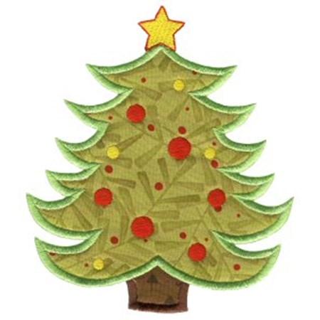 Christmas Applique Jumbo 16